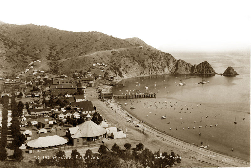 Avalon Bay - Santa Catalina Island
