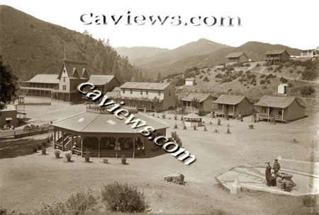 Bartlett Springs  Northern California history photo collection