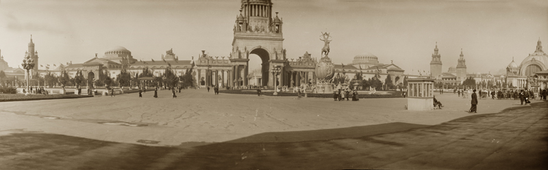 Panama Pacific International Exposition Circa 1915   California Views