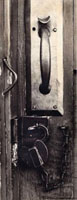 Copyright©2004 Mr.  Pat Hathaway (831) 373-3811 Door to the past, Nenana, Alaska 1969