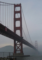 Copyright©2004 Pat Hathaway, photographer (831) 373-3811 Golden Gate Bridge