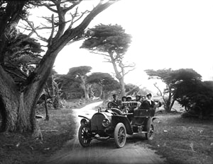 Touring Car Pebble Beach