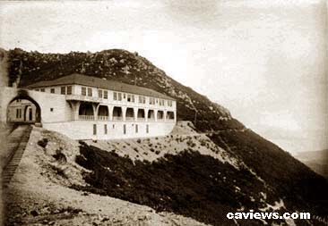 photo of Tavern of Tamalpais in 1902